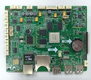 Android TV scalar board Realtek 3288 series