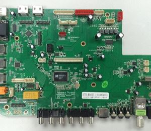 Economical Analog TV scalar board        Mstar V69 series